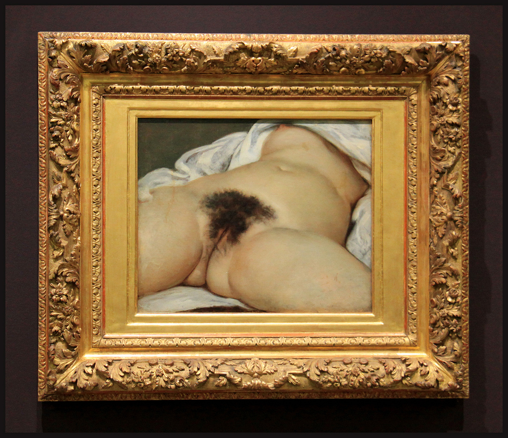 You are browsing images from the article: The Paintbrush of Gustave Courbet